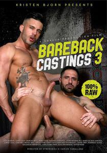 Bareback Castings 3 DVD (S)