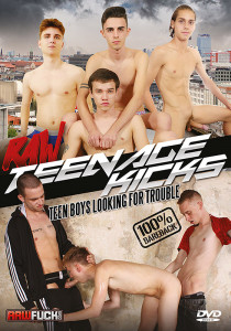Raw Teenage Kicks DVD