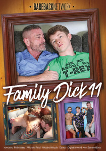 Family Dick 11 DVD