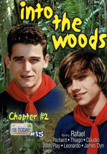 Into the Woods chapter 2 DVD