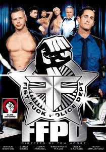 FFPD: Fist Fuck Police Department DVD (S)