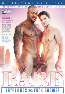 Bare: Boyfriends & Fuck Buddies DVD