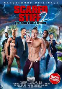 Scared Stiff 2: The Amityville Whore DVD