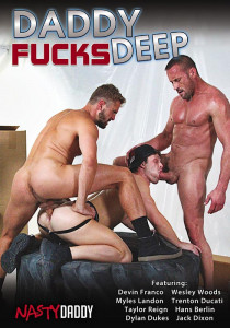 Daddy Fucks Deep DVD