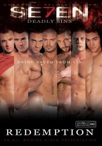 7 Deadly Sins Redemption DVD