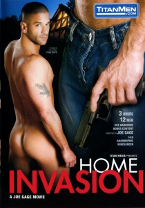 Home Invasion DVD