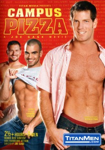 Campus Pizza DVD