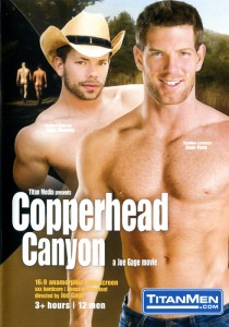 Copperhead Canyon DVD