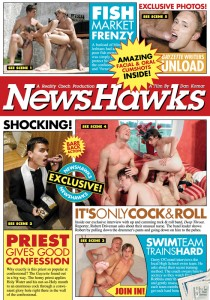 News Hawks DVD (NC)