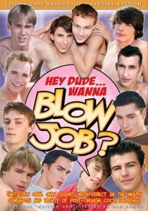 Hey Dude...Wanna Blow Job? DVD (NC)