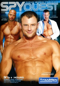 SpyQuest DVD