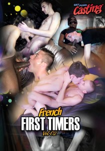 French First Timers Vol. 2 DVD