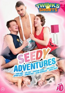 Seedy Adventures DVD