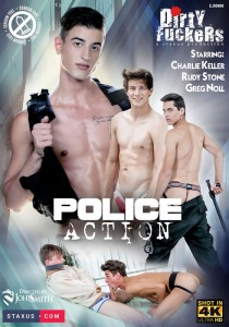 Police Action DVD