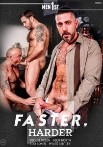 Faster, Harder DVD