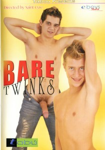 Bare Twinks (eboys) DVD
