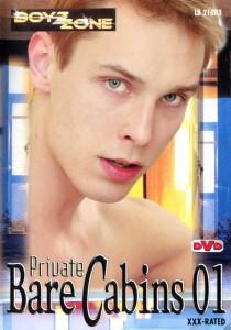 Private Bare Cabins 01 DVD