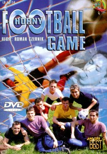 Horny Football Game DVD