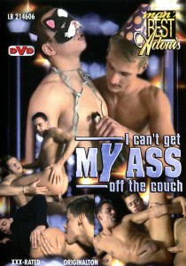 I Can't Get My Ass Off The Couch DVDR (NC)