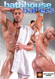 Bathhouse Ballers DVD (S)