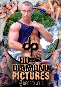 Diamond Pictures Box 6 DVD