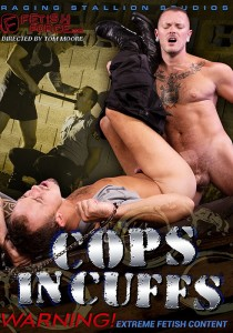 Cops in Cuffs DVD
