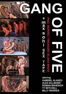Gang of Five DVD