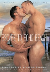 Escape To Echo Beach DVD