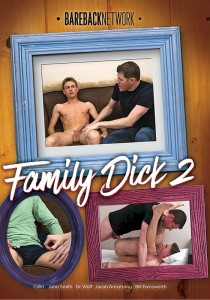 Family Dick 2 DVD