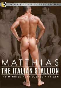 Matthias: The Italian Stallion DVD