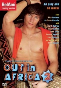 Out in Africa 2 DVD (S)