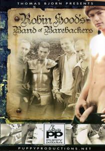 Robin Hood's Band of Barebackers DVD