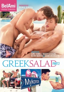 Greek Salad Part 2 DVD (S)
