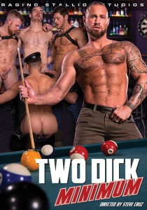 Two Dick Minimum DVD
